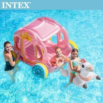 INTEX 公主馬車-水陸兩用(56514)