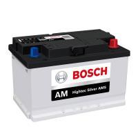 BOSCH S5銀合金AMS充電制御75B24LS 汽車電瓶