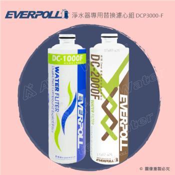愛惠浦科技EVERPOLL 守護升級全效淨水器專用濾心/濾芯DCP-3000F