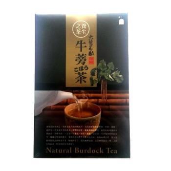 將軍區農會-牛蒡茶包禮盒(7克x12包)