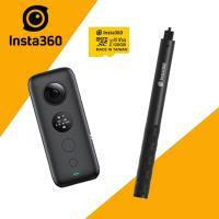 INSTA360 ONE X 全景相機-黑 (公司貨)