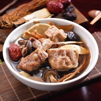 艾其肯養生雞湯 南洋肉骨茶(450g/包)