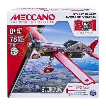MECCANO 金屬組裝模型 - 2合1飛機組