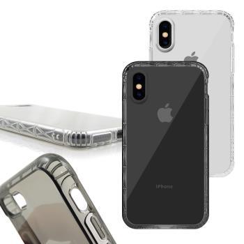 Xmart for iPhone Xs/iPhone X 5.8吋 10倍軍備震捍手機防摔殼