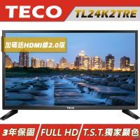 TECO東元 24吋 FHD IPS低藍光液晶顯示器-TL24K2TRE