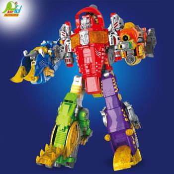 Playful Toys 頑玩具 恐龍變形機甲金剛SB37-5(恐龍金剛 機甲玩具 變形恐龍手槍 變身機甲手槍)