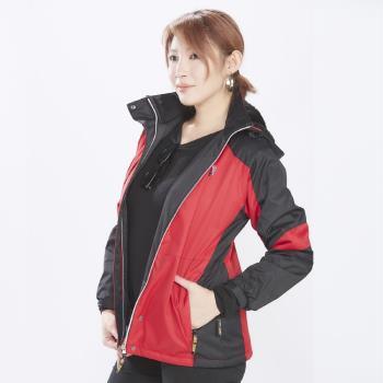 LIGHT&DARK蓄暖恆溫修飾AI-TEX機能女外套