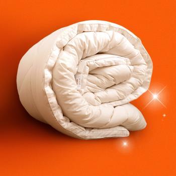 《田中保暖試驗所》3.5kg 澳洲小羊毛被 雙人6x7尺 頂級純羊毛被 厚實保暖 400T表布純棉織密防竄毛 國際羊毛認證 台灣製