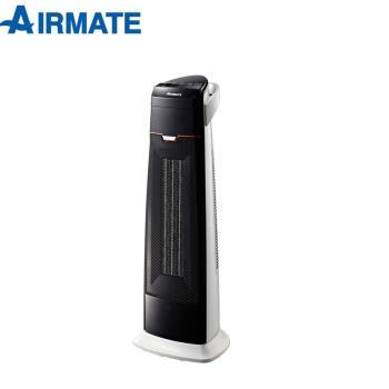 Airmate艾美特 智能溫控陶瓷電暖器HP111319R送高級四季保暖毯