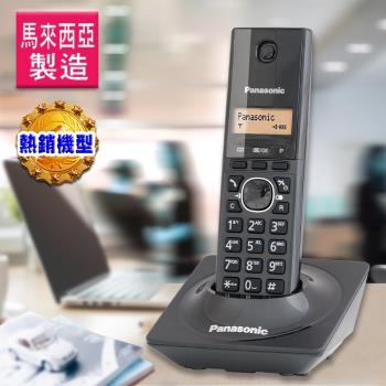 買就送亮彩LED手電筒 【Panasonic國際牌】DECT數位式無線電話 KX-TG1711