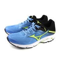 美津濃 Mizuno WAVE INSPIRE 15 慢跑鞋 運動鞋 藍色 男鞋 J1GC194437 no069