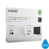 Coway 旗艦環禦型空氣清淨機【一年份濾網組 -適用 AP-1512HH】