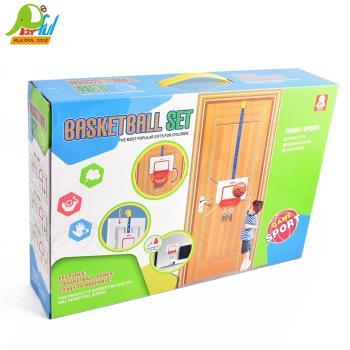 Playful Toys 頑玩具 掛門籃球架1068(可調式籃球架 伸縮籃球架 壁掛式籃球架 運動玩具 籃球 兒童運動)