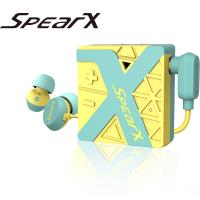 SpearX W1 運動防水藍牙耳機 - 朝氣黃(YE)