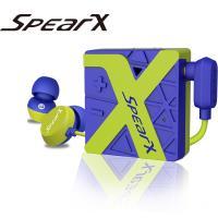 SpearX W1 運動防水藍牙耳機 - 輕盈綠(GN)