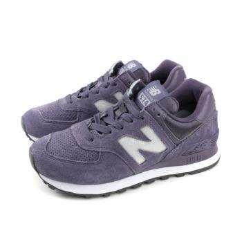 NEW BALANCE 574系列 運動鞋 復古鞋 女鞋 紫色 窄楦 WL574FHB-B no490