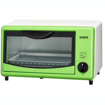 SAMPO聲寶8L小烤箱 KZ-SL08
