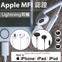 APPLE Lightning MFI認證 入耳式耳機