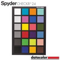Datacolor Spyder Checkr 24 數位影像校正色卡