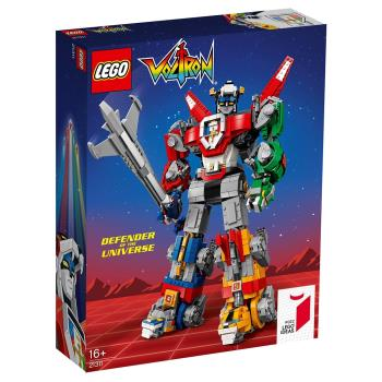 LEGO樂高積木 - IDEAS 系列 - 21311 百獸王五獅合體