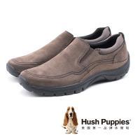 Hush Puppies BELSON 經典熱銷休閒鞋(咖)