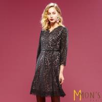 MONS香榭精品質感蕾絲洋裝