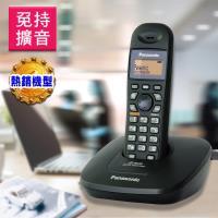 買就送時尚LED手電筒 【Panasonic國際牌】2.4GHz數位式無線電話KX-TG3611