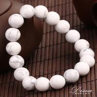 DINA JEWELRY 蒂娜珠寶  開運白松石 造型串珠手鍊 (HS7287 )