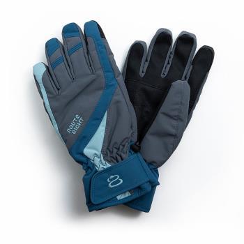Route8 COURSYN PRIMALOFT(可觸碰控滑屏)防水保暖手套 (石磚灰)