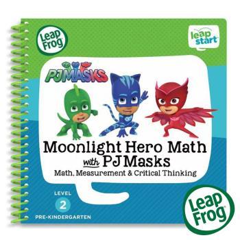美國 LeapFrog 跳跳蛙 LeapStart Jr.全英幼兒行動學習書籍 幼兒13-PJ Masks睡衣小英雄