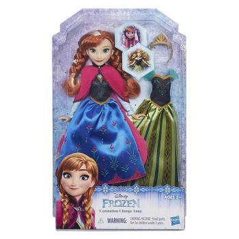 Disney迪士尼 冰雪奇緣公主換裝組 - 安娜