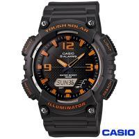 CASIO卡西歐  鍛鍊超我太陽能雙顯優質腕錶 AQ-S810W-8A