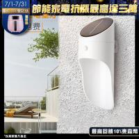 太陽能LED壁掛燈 人體感應燈 庭院燈 戶外防水