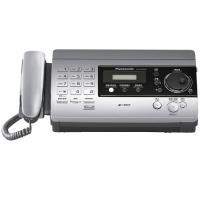 Panasonic 國際牌 感熱紙傳真機 KX-FT506 閃銀色