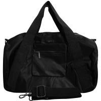 GIVENCHY 紀梵希 時尚圓筒旅行袋(黑)