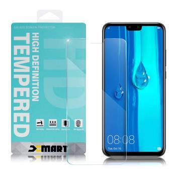 Xmart for HUAWEI 華為 Y9 2019 薄型 9H 玻璃保護貼