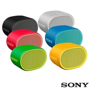 SONY EXTRA BASS 重低音防水攜帶型藍芽喇叭 SRS-XB01 六小時電池續航力 音樂輕巧隨行
