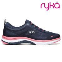 【ryka】FIERCE 寬楦 女性專屬 健走運動鞋 海軍藍 RKE6502M1401