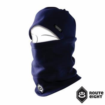 Route8 POLAR HAT 中性多功能刷毛保暖帽 (海軍藍)