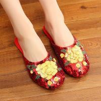 Alice 華麗全場繡花亮片鞋