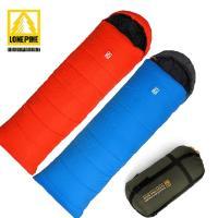 澳洲LONEPINE 信封式防水極地保暖睡袋(兩色任選)