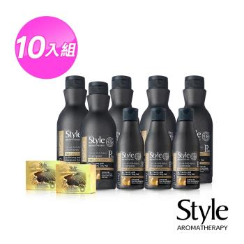 Style以色列專利強效養髮精粹10件組
