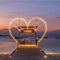 跳島玩巴里島.人間天堂吉利島.龍蝦美食5日旅遊