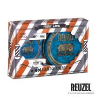 REUZEL Blue Pomade 藍豬油禮盒組