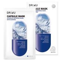 DR.WU 冰峰珍珠花修護面膜3片