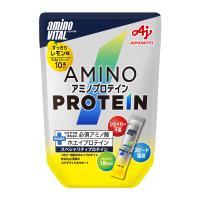 日本味之素 aminoVITAL® 專業級胺基酸乳清蛋白 [檸檬風味]10小包入