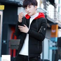 Jimmy Wang   男生都市型男鋪棉外套-2色選