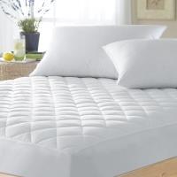 澳洲Simple Living 雙人防蹣抗菌防潑水床包式保潔墊-(台灣製)