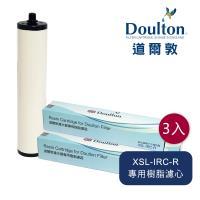 DOULTON英國道爾敦 XSL-IRC-R 美國陶氏DOW樹脂濾芯 - 三入組▲舊螺牙專用