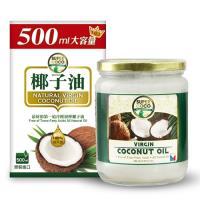 SUPER COCO冷壓初榨椰子油6盒(500ml/盒)